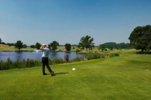 Golf course warwickshire