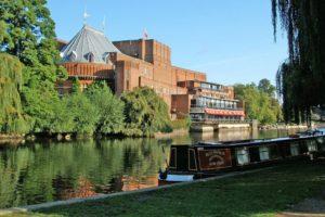 Stratford upon Avon RSC theatre