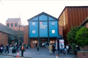 Courtyard Theatre Stratford upon Avon