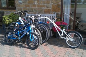 hire bikes from Stratford Bike Hire