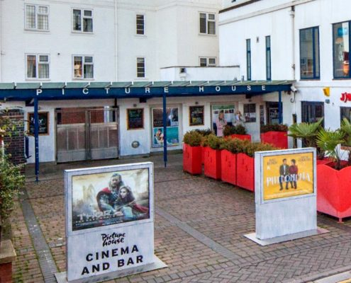 picture house cinema Stratford upon avon