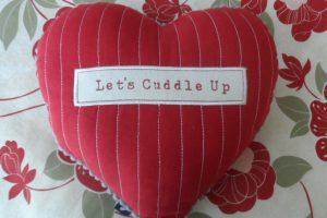 lets cuddle up valentine 2018