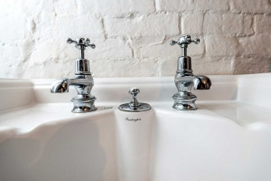 Brookside Cottage Bathroom Sink