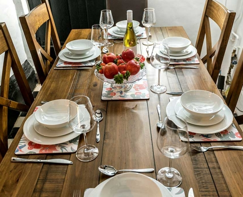 Brookside Cottage Dining Table Featured