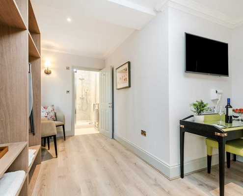 Deluxe Double Hallway