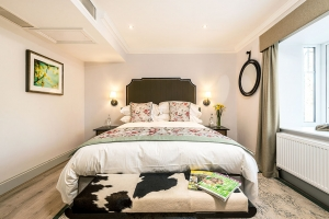 Deluxe Double Luxury Bed2