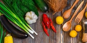 Fresh food banner 2