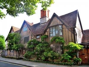 Stratford upon Avon Halls Croft 2