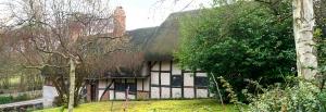 Anne Hathaways Cottage Shottery