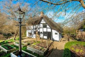 Brookside Cottage StratforduponAvon Exterior