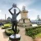 Shakespeare Memorial Bancroft Gardens