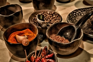 Fresh spices for tandoor food S