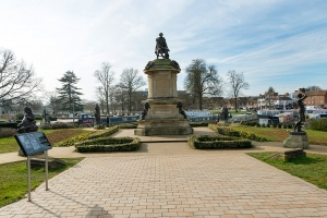 Shakespeare Bancroft Gardens Stratford