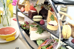 Afternoon Tea at Burnside Hotel 1024