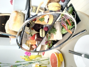 Afternoon Tea at Burnside Hotel