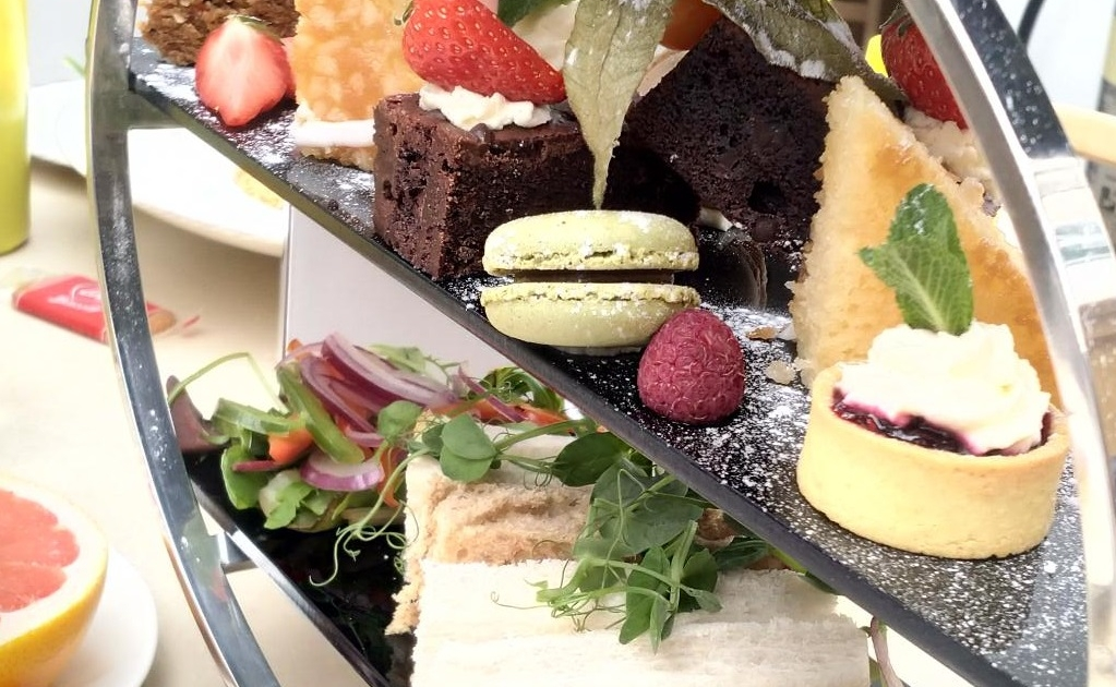 Afternoon Tea at Burnside Hotel Stratford