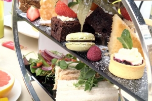 Afternoon Tea at Burnside Hotel Stratford