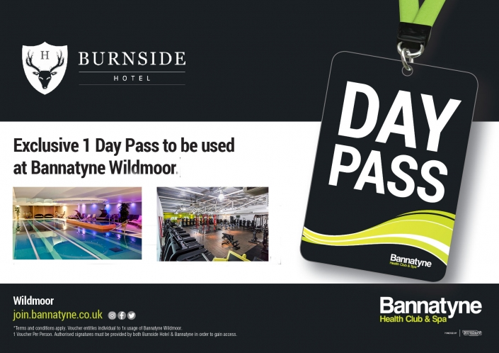 Bannatyne Gym Offer