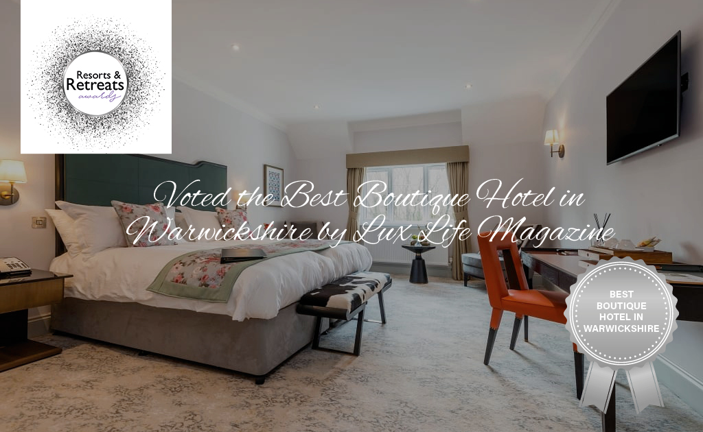 best boutique hotel warwickshire